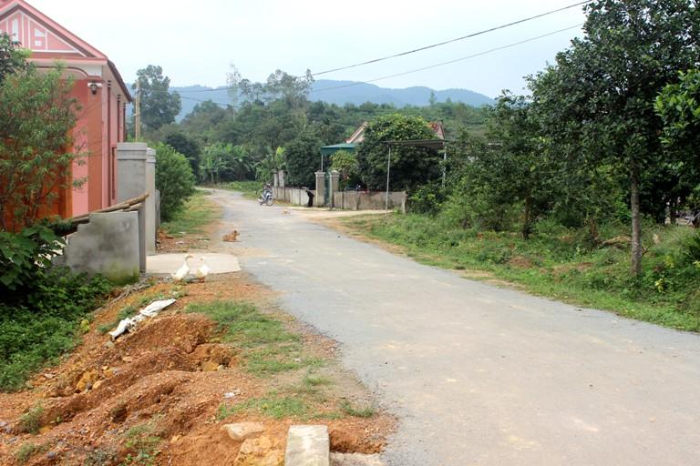 Yên Lạc tiếp tục triển khai các giải pháp nâng cao các tiêu chí nông thôn mới