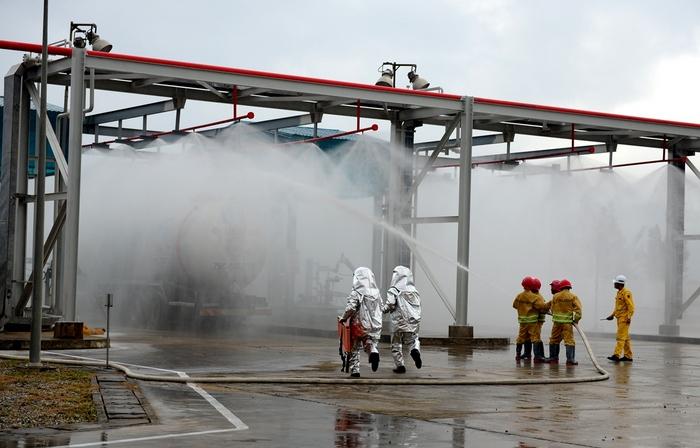 Yên Lạc (Vĩnh Phúc): Mở đợt cao điểm thực hiện công tác phòng cháy chữa cháy và cứu nạn cứu hộ