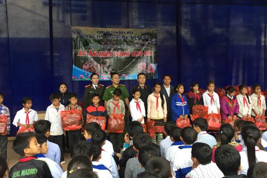 Công an tỉnh Điện Biên: Học và làm theo Bác thông qua những việc làm thiết thực
