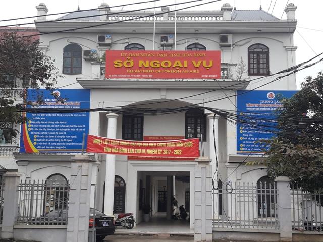 Hòa Bình: Sở Tư pháp và Sở Ngoại vụ có thiếu sót trong thực hiện các quy định về phòng, chống tham nhũng