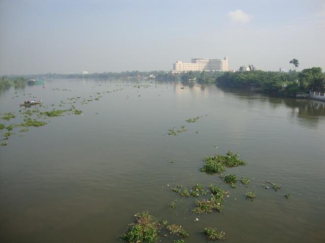Hệ thống sông Đồng Nai vẫn đối mặt với ô nhiễm