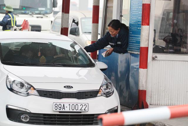 Bộ GTVT trả lời về việc thu phí BOT trên Quốc lộ 5