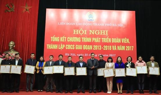 Hà Nội: Phát triển đoàn viên vượt chỉ tiêu đề ra