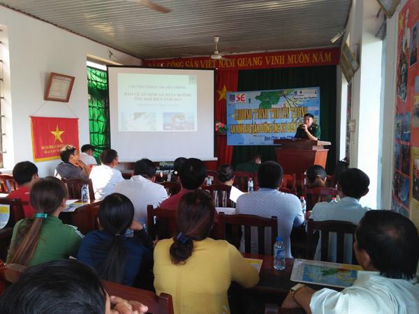 Bà Rịa – Vũng Tàu tăng cường tuyên truyền phổ biến pháp luật cho ngư dân