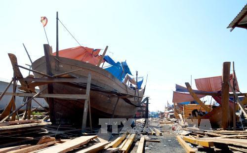 Nâng cao ý thức chấp hành pháp luật trong quá trình khai thác hải sản cho ngư dân