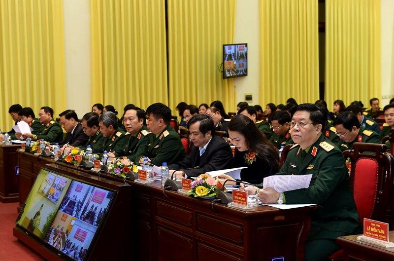 Tổng cục Chính trị và Hội Liên hiệp Phụ nữ Việt Nam tổng kết Chương trình phối hợp