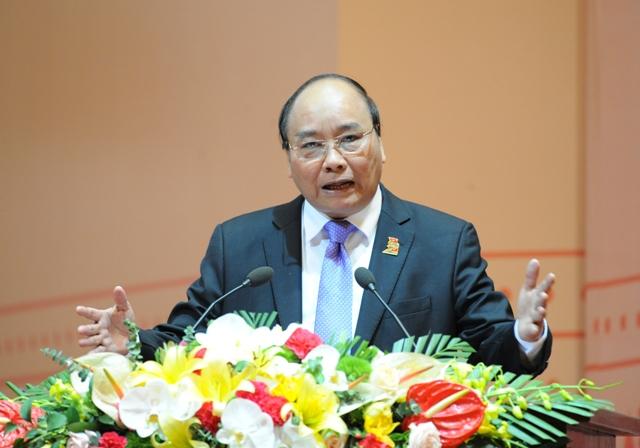 Thủ tướng Nguyễn Xuân Phúc: Không để Đoàn đi sau thanh niên, chậm hơn thanh niên