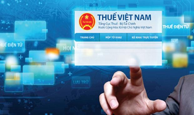   Triển khai mở rộng hệ thống dịch vụ thuế điện tử
