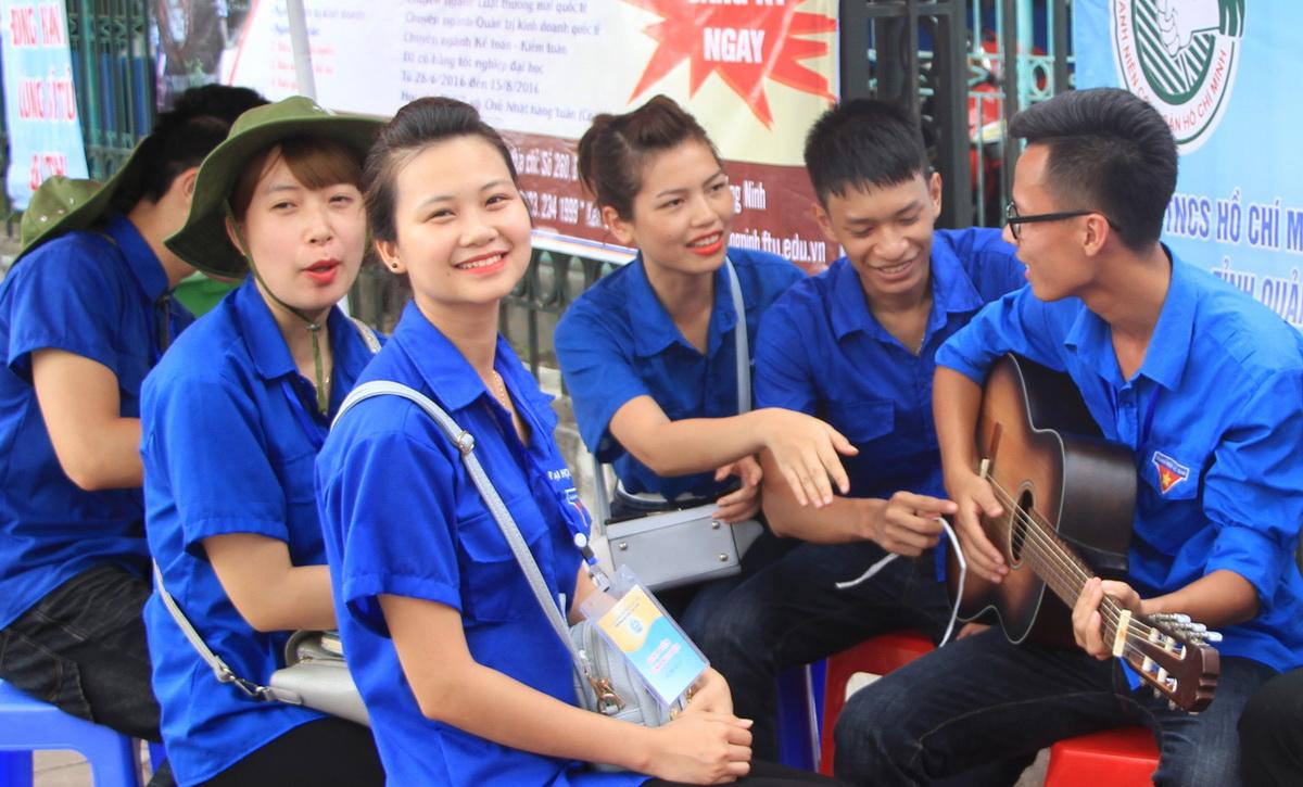 Vĩnh Phúc: thanh niên đóng vai trò nòng cốt trong phòng chống tội phạm, tệ nạn xã hội