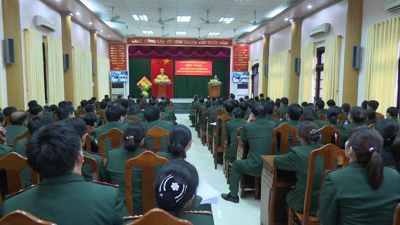 Bộ đội Biên phòng Nghệ An quán triệt triển khai Nghị quyết Hội nghị trung ương 6