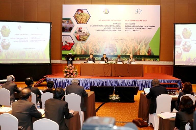 Phát triển ngành nông nghiệp trong chuỗi giá trị toàn cầu