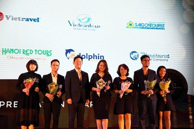 Năm 2017 Hàn Quốc đón hơn 300.000 lượt khách du lịch Việt Nam