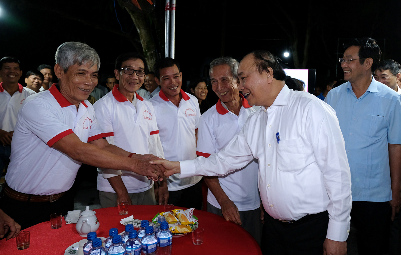 Thủ tướng chúc mô hình hội quán của Đồng Tháp thành công hơn nữa
