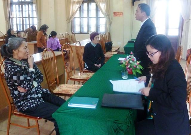 Tư pháp tỉnh Vĩnh Phúc: Sẽ tập trung thực hiện các nhiệm vụ trọng tâm năm 2018