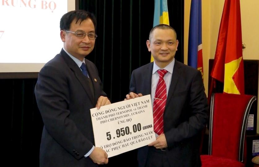 Phát triển phong trào dạy và học tiếng Việt cho kiều bào tại Ukraine