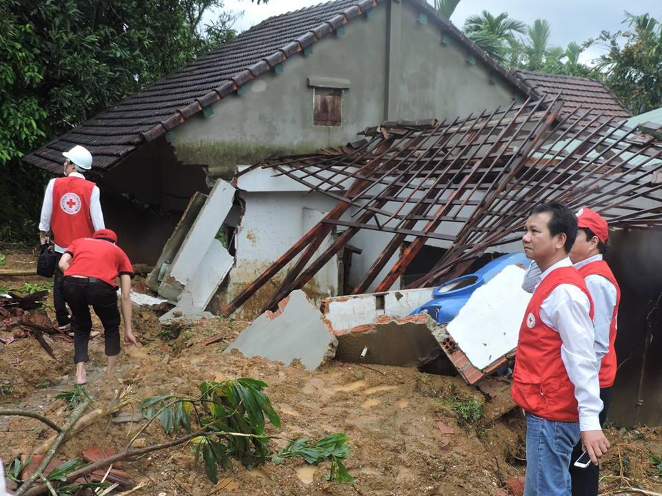 Liên minh châu Âu hỗ trợ các nạn nhân bão Damrey tại Việt Nam