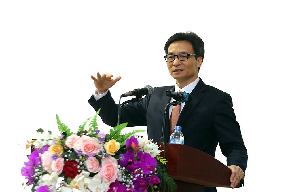 Tạo mọi điều kiện để Đại học Thái Nguyên nâng cao chất lượng đào tạo