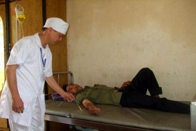 Vĩnh Phúc: Chú trọng chăm sóc sức khỏe nhân dân