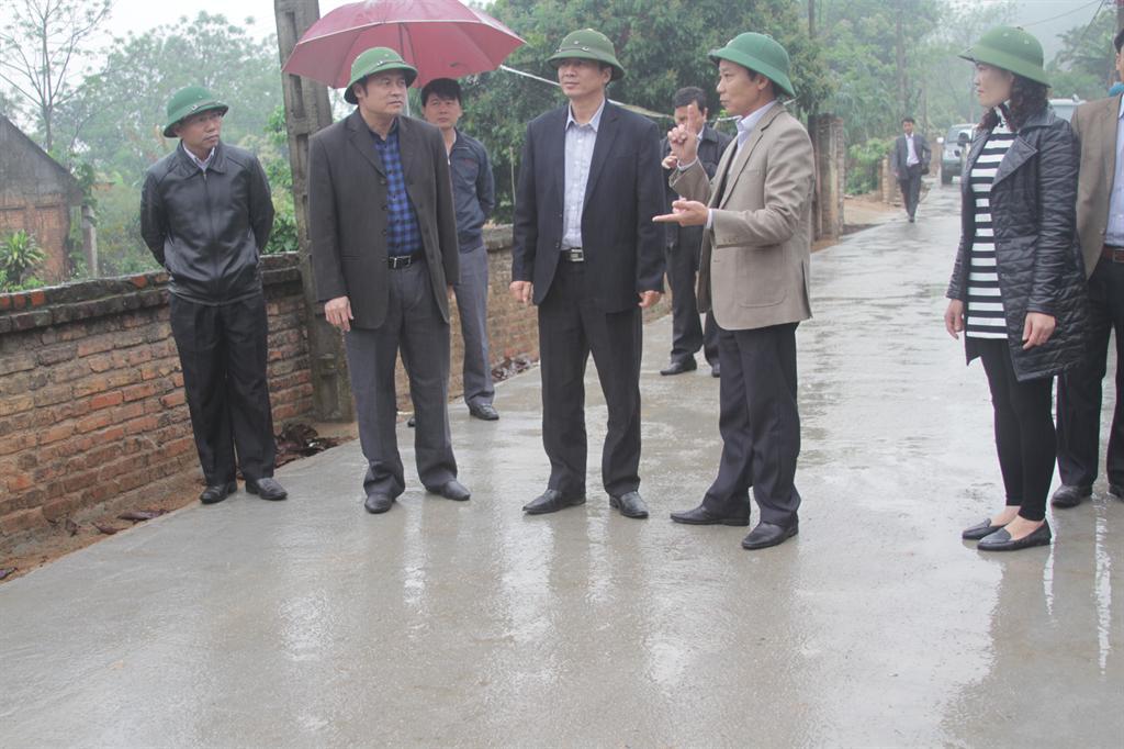 Bắc Giang: Năm 2018, phấn đấu có 21 xã đạt chuẩn nông thôn mới
