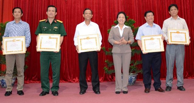 Kiên Giang: Ngành tổ chức xây dựng Đảng triển khai nhiệm vụ năm 2018