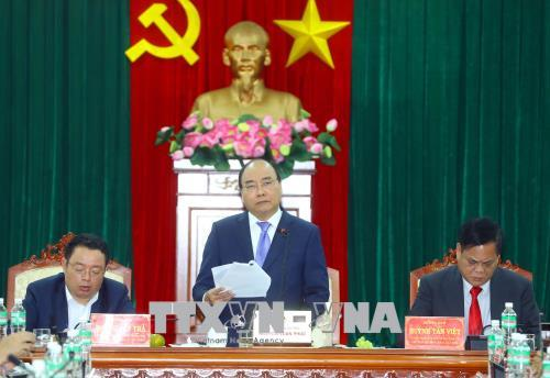 Thủ tướng: Tìm những giá trị gia tăng mới trên mảnh đất Phú Yên