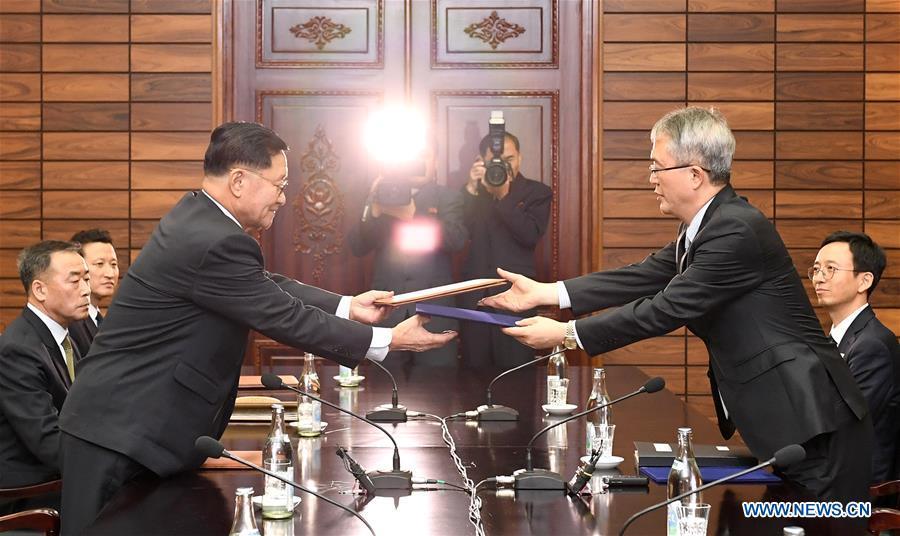 Triều Tiên kêu gọi chấm dứt đối đầu quân sự thông qua các nỗ lực hòa giải liên Triều