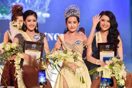 Yêu cầu thu hồi danh hiệu Hoa hậu Đại dương 2017