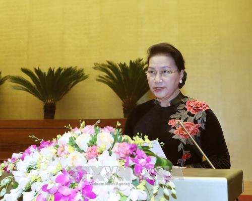 Phát huy truyền thống, Quốc hội Việt Nam tiếp tục tinh thần đổi mới, sáng tạo, hành động, nâng cao chất lượng hoạt động