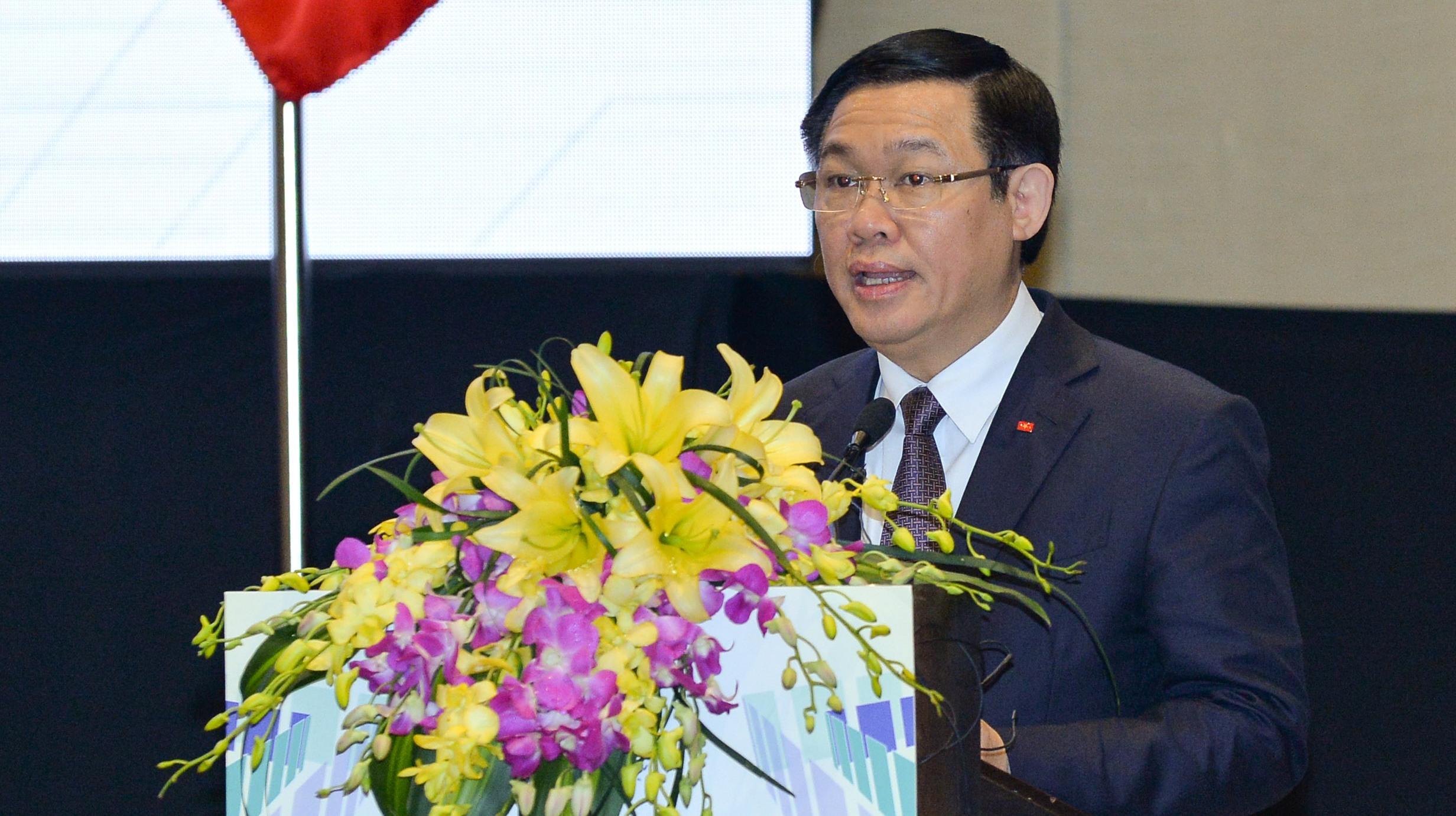 Phó Thủ tướng Vương Đình Huệ tham dự Phiên toàn thể Vấn đề Kinh tế-Thương mại APPF-26