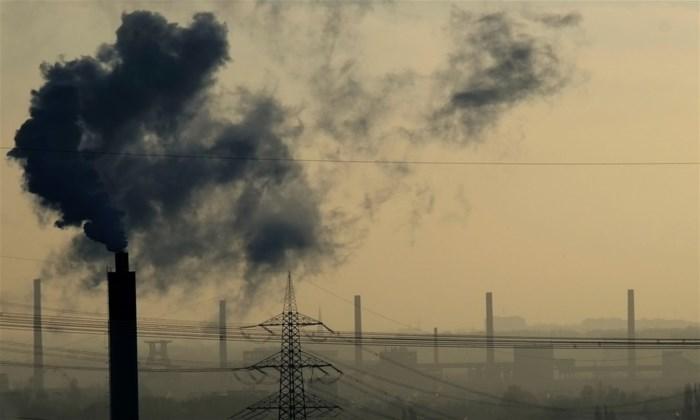 Pháp thất bại trong mục tiêu cắt giảm khí thải gây hiệu ứng nhà kính năm 2016