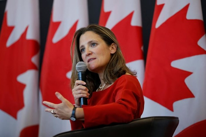 Canada và Mỹ tuyên bố gia tăng sức ép cùng thúc đẩy nỗ lực ngoại giao đối với Triều Tiên