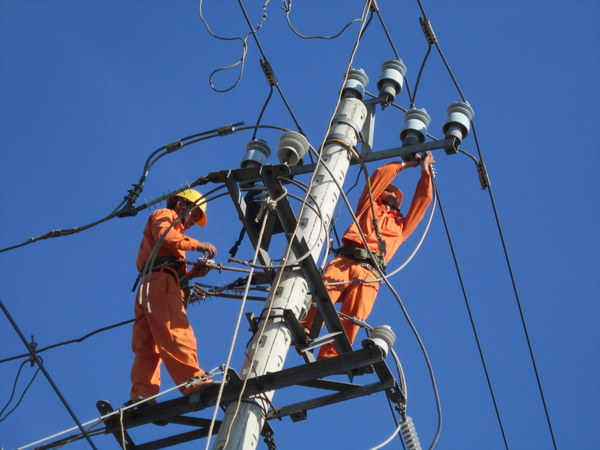 Điện lực miền Trung đảm bảo cung ứng điện phục vụ Tết Nguyên đán Mậu Tuất