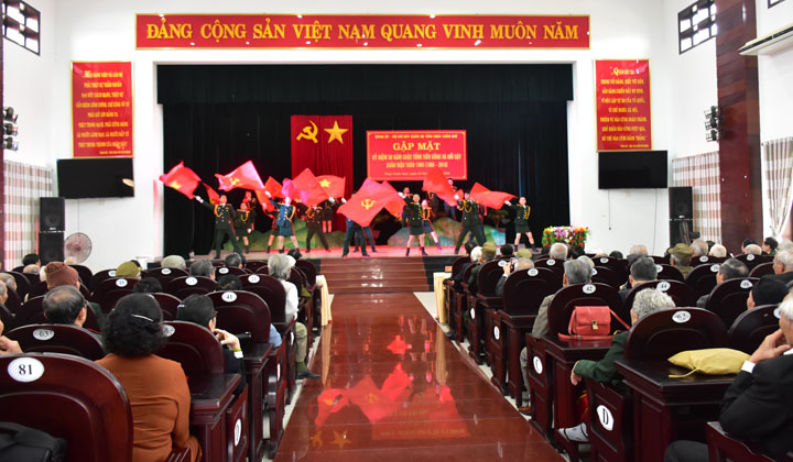 Thừa Thiên Huế: Gặp mặt kỷ niệm 50 năm cuộc Tổng tiến công và nổi dậy Xuân Mậu Thân 1968