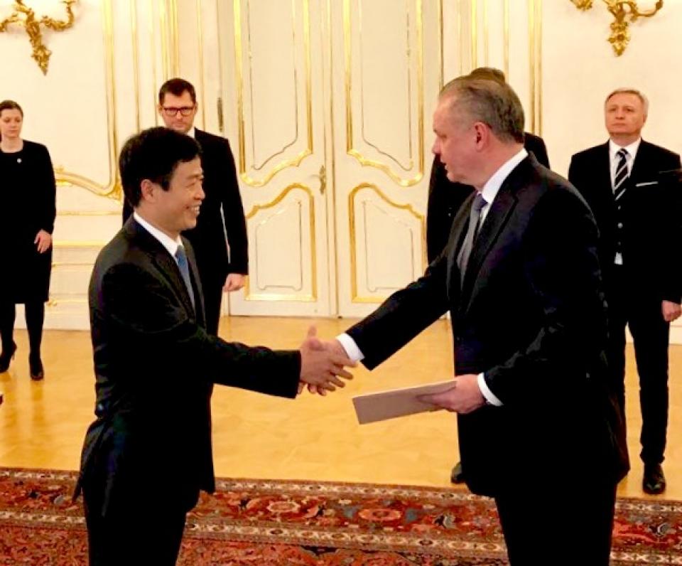 Thúc đẩy quan hệ hợp tác toàn diện giữa Việt Nam và Slovakia