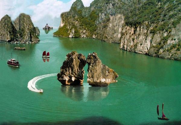 Tháng 1/2018, Quảng Ninh đón trên 610.000 lượt khách du lịch