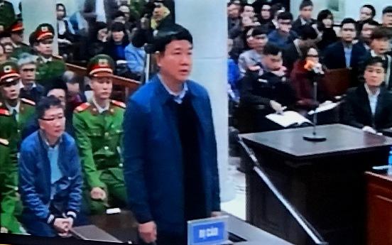 Xét xử bị cáo Đinh La Thăng, Trịnh Xuân Thanh và đồng phạm