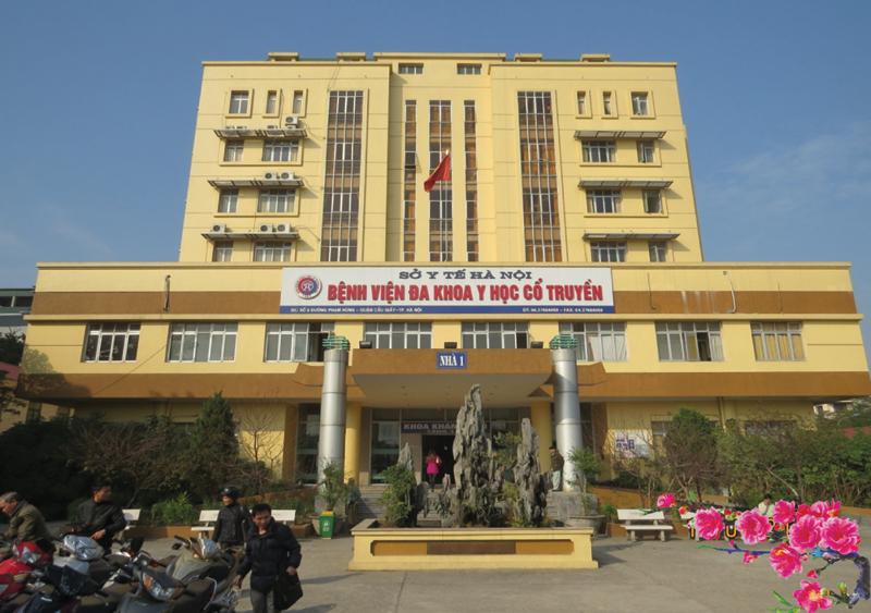Bệnh viện Đa khoa Y học cổ truyền Hà Nội: Địa chỉ khám chữa bệnh tin cậy