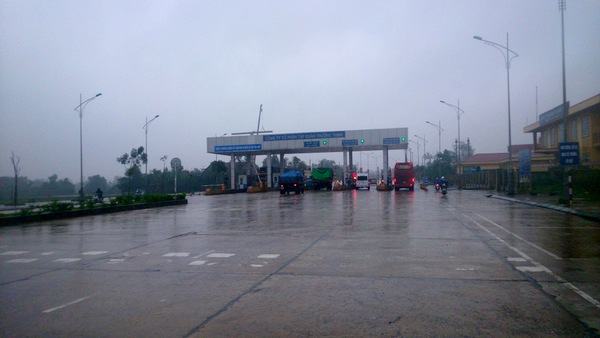 Trạm BOT Quảng Trị giảm giá vé từ ngày 25/1