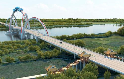 Bắc Ninh: Khởi công dự án cầu Phật Tích-Đại Đồng Thành