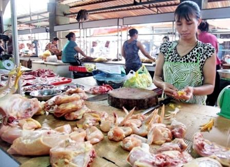 Đồng Nai tổ chức điểm bán thực phẩm an toàn