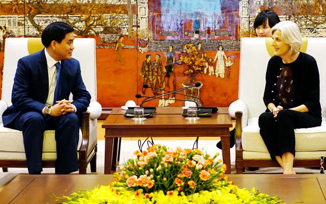 Hà Nội tiếp tục hợp tác sâu rộng với Đan Mạch trên nhiều lĩnh vực