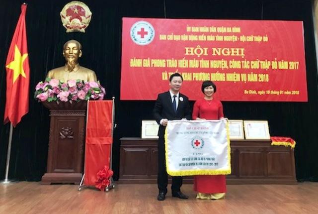 Ba Đình, Hà Nội: Tổng giá trị cứu trợ xã hội 2017 đạt 7,8 tỷ đồng