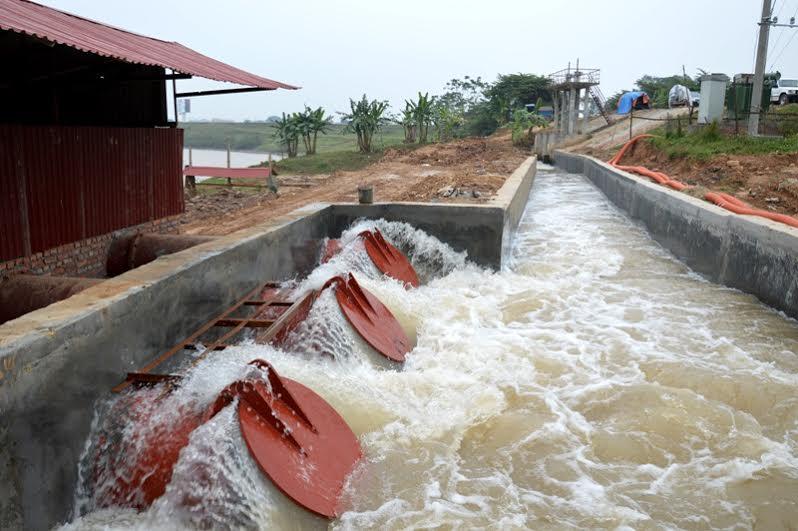 Tiếp tục nâng cao hiệu quả khai thác công trình thủy lợi