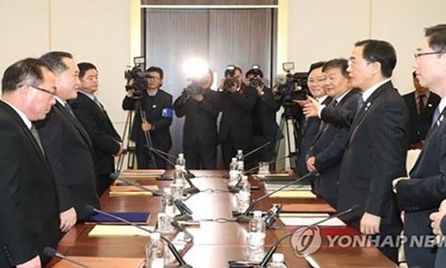 Hàn Quốc thúc đẩy cơ chế đối thoại cấp cao đều đặn với Triều Tiên