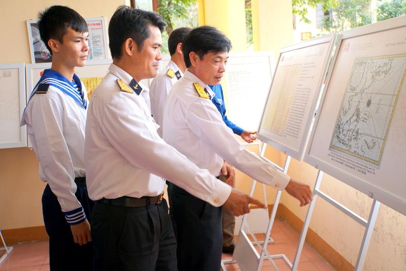 Quảng Ngãi đẩy mạnh công tác tuyên truyền về biển, đảo