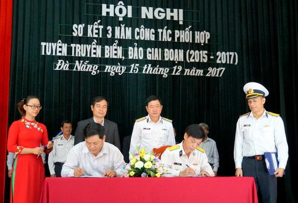 Quảng Bình quan tâm làm tốt công tác tuyên truyền biển, đảo