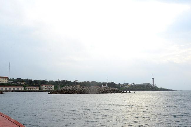 Tết sớm ở huyện đảo Cồn Cỏ