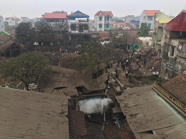 Chủ tịch UBND tỉnh Bắc Ninh chỉ đạo điều tra nguyên nhân vụ nổ tại Văn Môn
