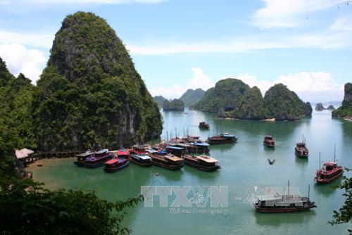 Quảng Ninh kỳ vọng đón 12 triệu lượt khách trong Năm du lịch Quốc gia 2018