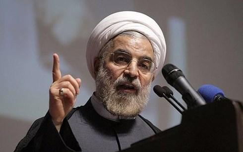 Tổng thống Iran chỉ trích kế hoạch của Mỹ thành lập lực lượng an ninh biên giới tại Syria
